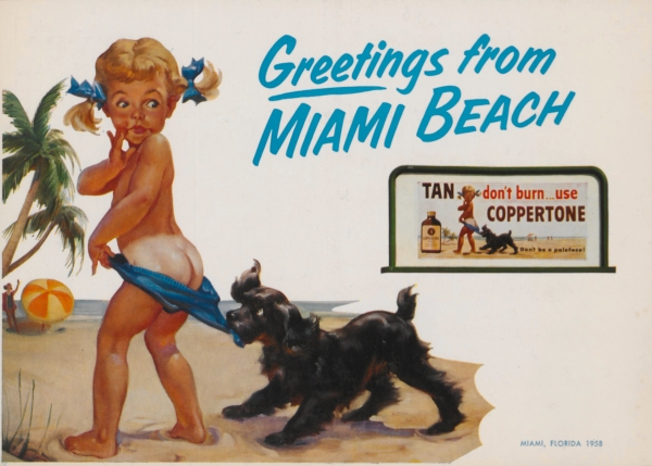 Coppertone-Girl-Miami-Beach